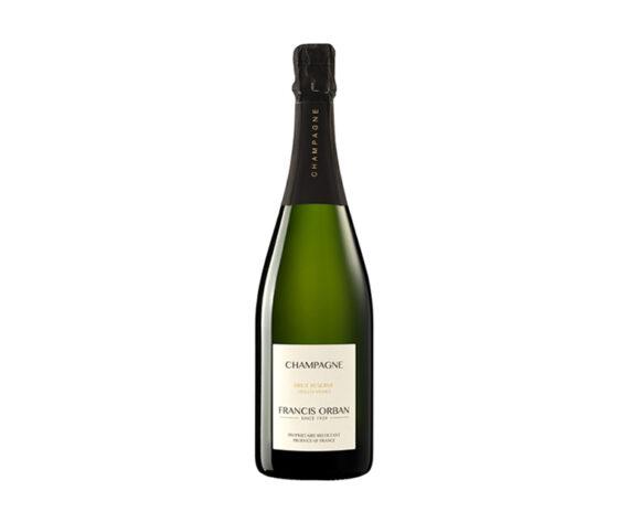Champagne Brut Reserve Francis Orban
